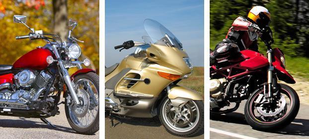 Les différentes catégories de moto : mieux choisir son bolide