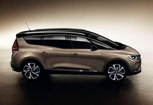 Le Renault Grand Scenic 4, le véhicule familial parfait